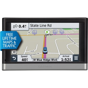 Garmin Portable Vehicle GPS Refurb Nuvi 2497Lmt North America 010-N1124-30