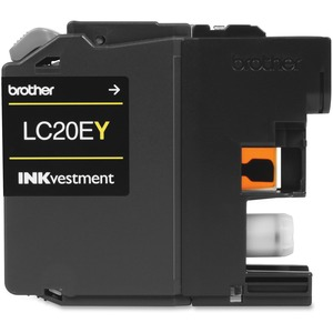 Lc20ey Yello Ink Cartridge For / Mfr. No.: Lc20ey