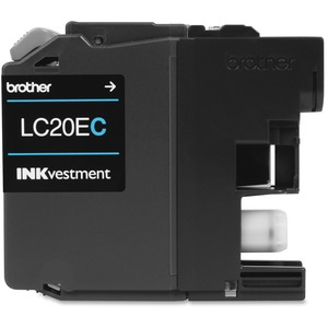Lc20ec Cyan Ink Cartridge For Mfc-J5920dw Super High Yield / Mfr. No.: Lc20ec