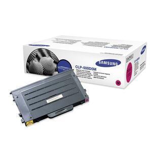 Toner Samsung Magenta pour CLP-500/CLP-550 series - CLP-500D5M