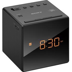Sony Radio Alarm Clock. Black