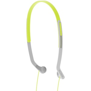 Grn Side-Firing Headphones Lightweight Adjust Sweat Resist / Mfr. No.: Kph14g