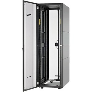 HP 42U 600mm x 1075mm Kitted Advanced Shock Rack with Side Panels and Baying