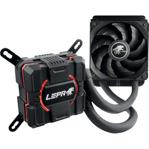 Lepa Lpwac120-Hf Aquachanger Aio Liquid CPU Cooler W/ 120mm / Mfr. No.: Lpwac120-Hf