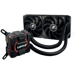 Lepa Lpwac240-Hf Aquachanger Aio Liquid CPU Cooler W/ 240mm / Mfr. No.: Lpwac240-Hf