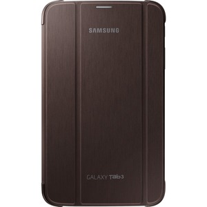 Book Cover Brown For Galaxy Tab Open Box B-Stock Sku No Returns / Mfr. No.: Ef-Bt310baeguj/Ob1