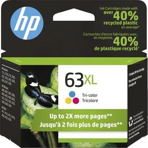 HP 63XL Tri-Color Cartridge