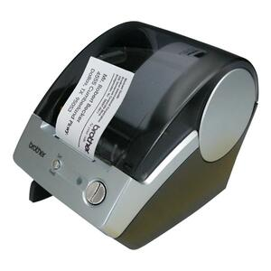 Brother P-Touch QL-500 Label Printer / Mfr. No.:  QL-500