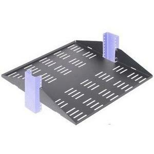 Relay Rack Shelf 20in Vented Flanges Down / Mfr. no.: 2USHL-022FULL-20DV