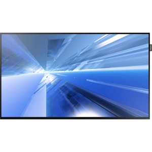 55in LED TAA 5000:1 1920x1080 6ms 350nit D-Sub DVI-D HDMI 3yr / Mfr. No.: Db55e