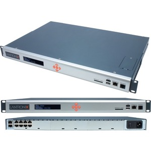 Slc 8000 Advanced Console Mgr RJ45 8-Port AC-Single Supply Ta / Mfr. No.: Slc80081201g