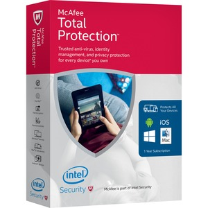 Mcafee 2016 Total Protection Unlimited / Mfr. No.: Mtp16emb9rAA