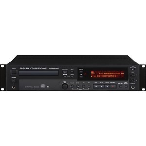 TASCAM CD Recorder/Player CD-RW900MKII