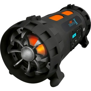 Street Blaster X High-Powerd Rugged and Portable Boombox Speaker / Mfr. No.: Pbmspg200