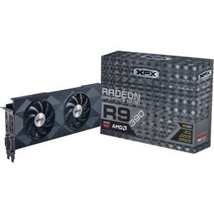 Amd Radeon R9 390 PCIe 8gb Ddr5 2xDVI HDMI Dp 6000mhz 2fan / Mfr. No.: R9390p8df6