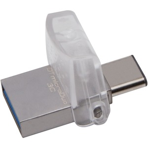 32gb Dt Microduo 3c USB 3.0/3.1 + Type-C Flash Driv / Mfr. No.: Dtduo3c/32gb