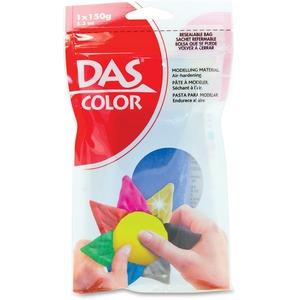 DAS® Air Hardening Modelling Clay 150 g Blue
