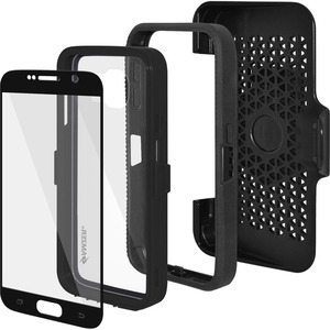 Crusta Rugged Case For Galaxy S6 For Black Sapphire S6 / Mfr. No.: Amz300397