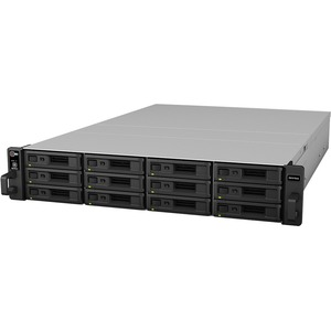 Rackstation 12-Bay Expansion High Availability Up To 96tb / Mfr. No.: Rx1216sas