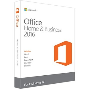 Office Home And Business 2016 Win Na Only Medialess / Mfr. No.: T5d-02375