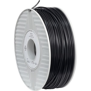 Abs 3d Filament 3mm 1kg Reel Black / Mfr. No.: 55008