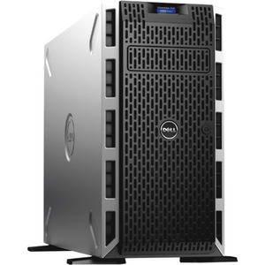 Poweredge T430 Tower Server E5-2620v3 8gb 1x1tb DVDrw / Mfr. No.: 463-7032