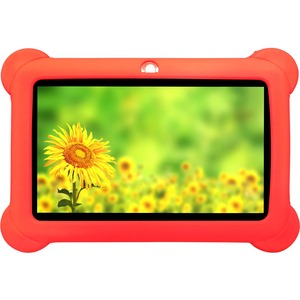 7in Kids Zeepad Quad Core Android 4.4 Bluetooth Mutlitouc / Mfr. No.: Kidszeepad-Red