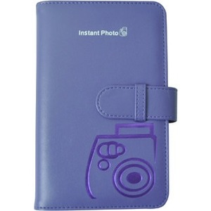 Instax Wallet Album 108 Blue / Mfr. No.: 600015571