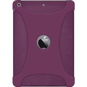 Rugged Silicone Case For iPad Air and iPad Air 2 - Purple / Mfr. No.: Amz96473