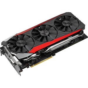 Strix-R9390x-Dc3oc-8gd5-Gaming Radeon.PCI3.0/8gb Gddr5/512gb / Mfr. No.: Strixr9390xdc3oc8gd5