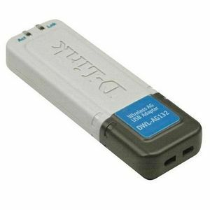 D-Link AirPremier Wireless 108AG USB Adapter