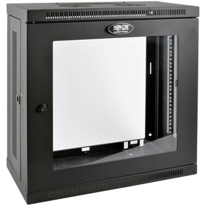 Smartrack 12u Enclosure Rack Patch-Depth W/ Acrylic Door / Mfr. No.: Srw12u13g