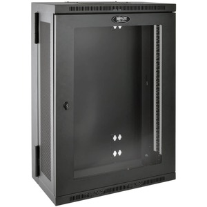 Smartrack 18u Enclosure Rack Patch-Depth W/ Acrylic Door / Mfr. No.: Srw18us13g