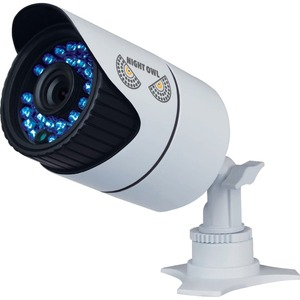 900tvl Security Cam W/Audio 100ft Night Vision Hi-Res / Mfr. No.: Cam-930a