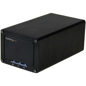 2-Drive External Enclosure For 2.5in Ssd/HDDs With USB 3.1 10g / Mfr. No.: S252bu313r