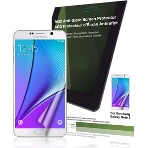 2pk Ag2 Anti-Glare Screen Film For Samsung Galaxy Note 5 / Mfr. No.: Rt-Spsgn502