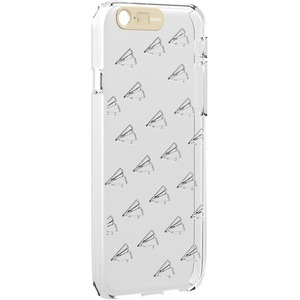 IPhone 6+ LED Flashing Case Flashing IPhone 6+ Case Airplan / Mfr. No.: Mt-I6pled-Pl
