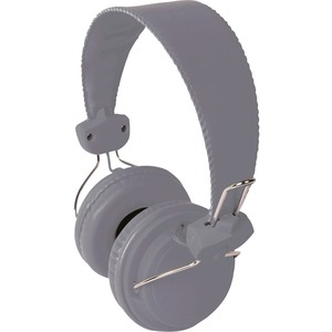 Headset With In Line Microphone Gray Via Ergoguys / Mfr. No.: Fv-Gry