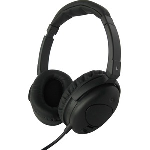 Noise-Cancelling Headphones With Case / Mfr. No.: Nc-Hbc