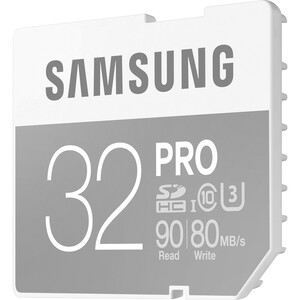32gb Full Size Sdhc / Mfr. No.: Mb-Sg32e/Am
