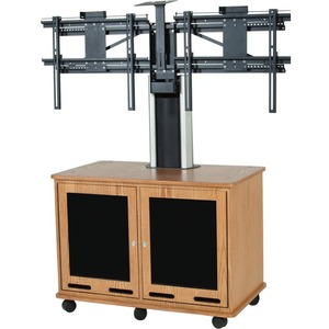 39977chl Video Conferencing Rack Cart 2disp Cust Pay Frt / Mfr. No.: 39977chl