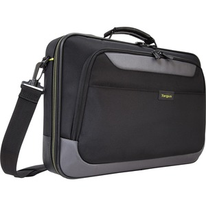 Citygear II Clamshell Case With Dome Shock Dispersion Black/Gre / Mfr. No.: Tcg058