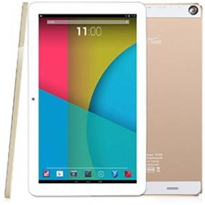 Dragon Touch 10.1in Quad Core Android Ips Tablet / Mfr. No.: M10x