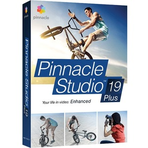 Pinnacle Studio 19 Plus Am / Mfr. No.: Pnst19plenam