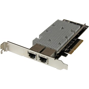 2port PCIe 10g Network Adapter With Intel X540 Chipset / Mfr. No.: St20000spexi