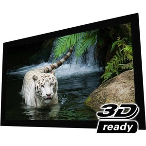 Elunevision Reference 4k 108 16x9 Fixed Frame Screen / Mfr. No.: Ev-F3s-108-1.0