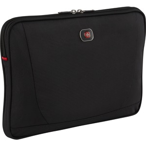 Swissgear Beta 16 Laptop Sleeve Fits Up To 16in Laptop Black / Mfr. No.: 28062010