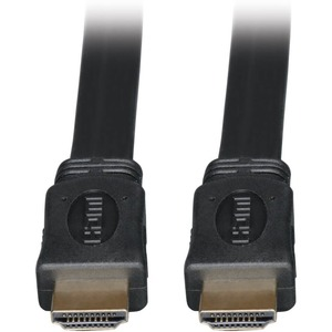Tripp Lite Flat HDMI to HDMI Gold Digital Video Cable