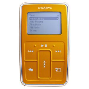 Creative Zen Micro 5GB MP3 Player