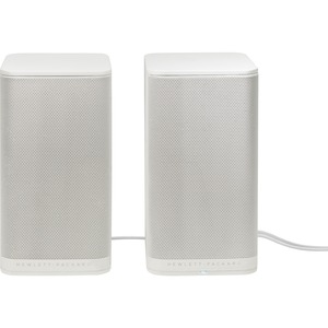 HP System Speakers 2.0 S5000 - White